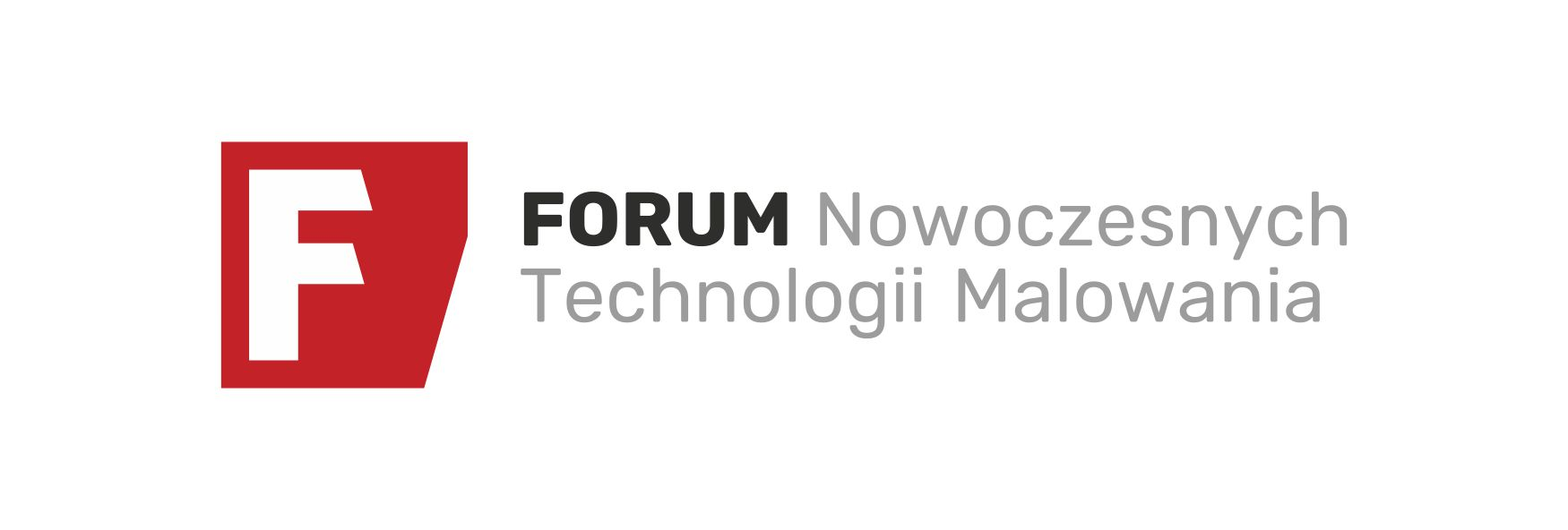 Logo Forum Nowoczesnych Technologii Malowania